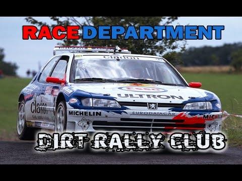 Race Department Dirt Rally Club - Rwd Vs Fwd - Peugeot 306 Maxi SS2