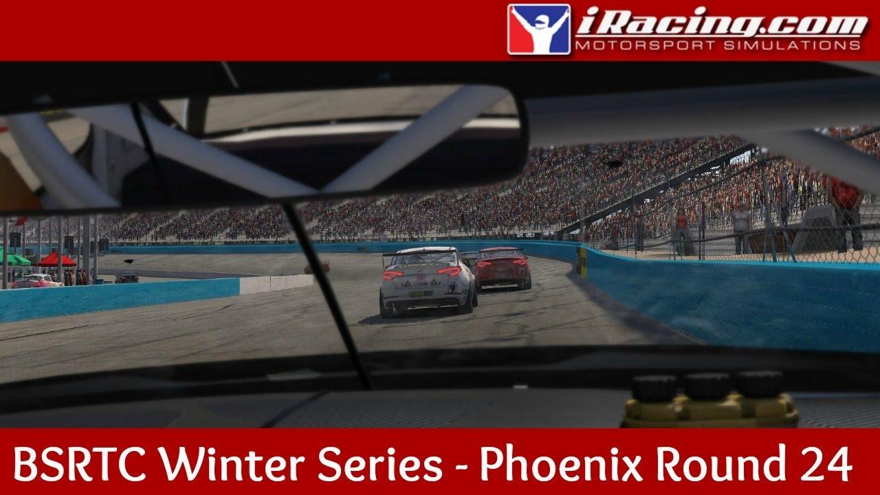 iRacing BSRTC Kia Winter Series 2016 - Round 24