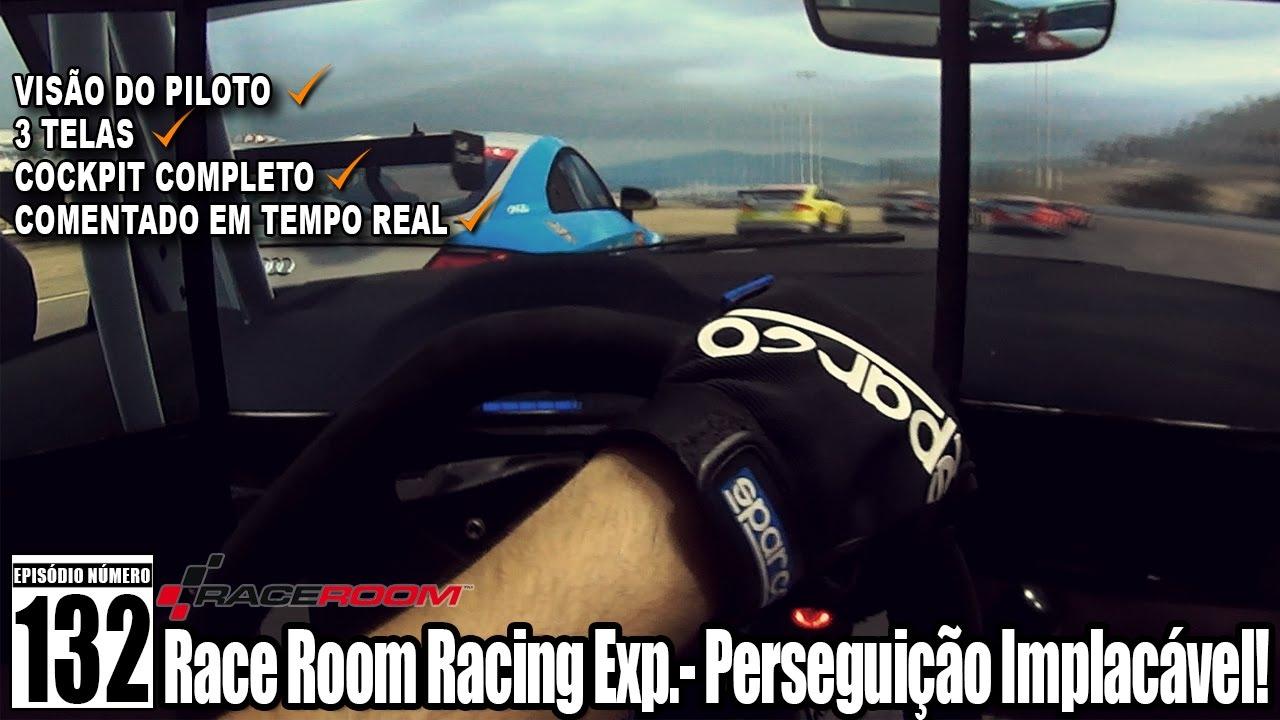 Raceroom Racing - Audi TT @ Sonoma - Perseguição Implacável!